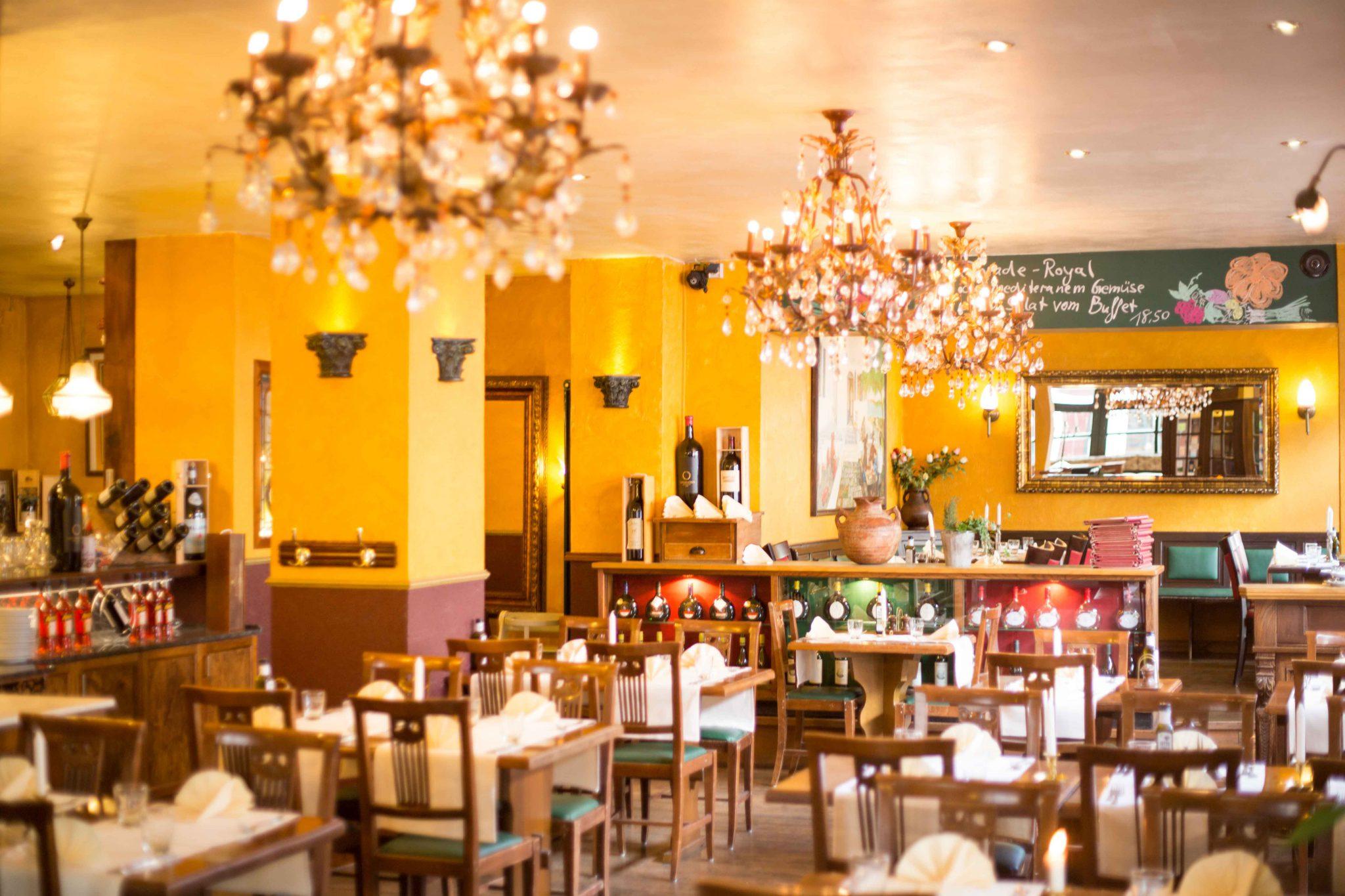 Anesis – Griechisches Restaurant in Hannover